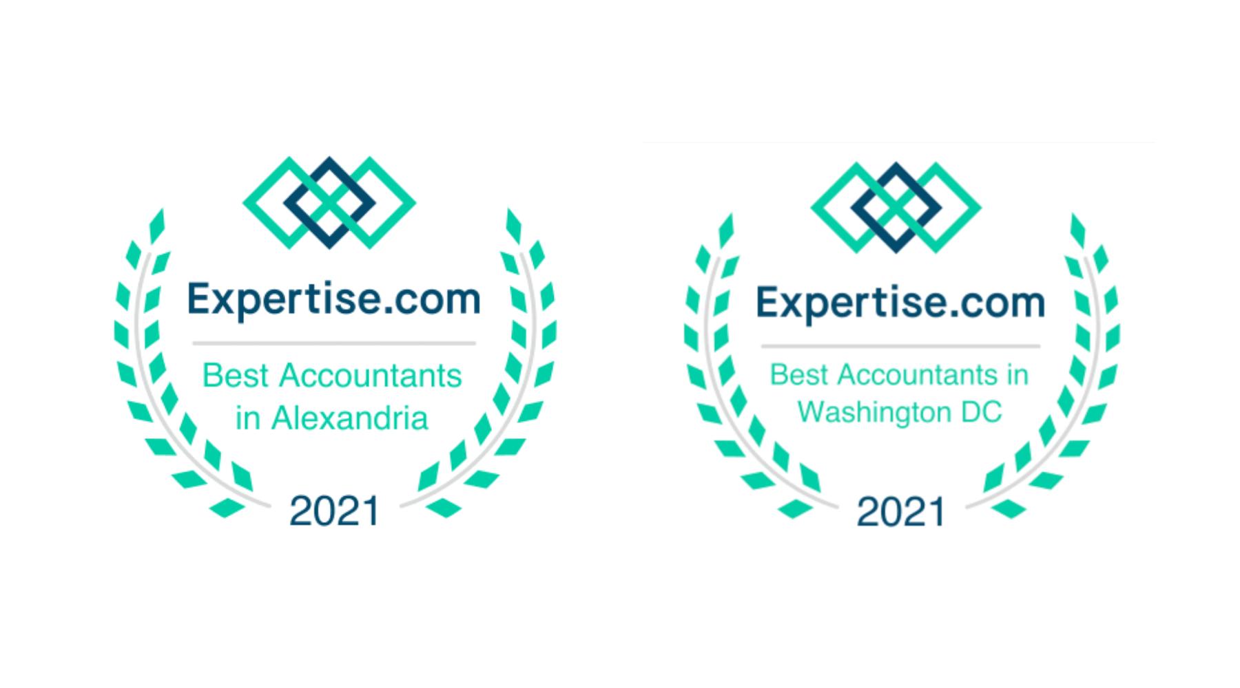 Wendroff & Associates Ranked Best Accountants in Alexandria, VA and Washington, DC
